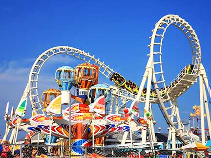 If you have been hurt at a area amusement park, contact a theme park injury attorney today